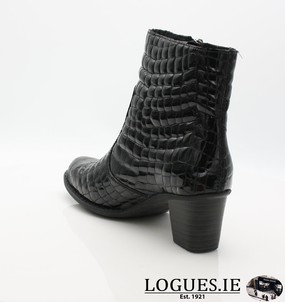 RKR Z7660LadiesLogues Shoesschwarz 01 / 41