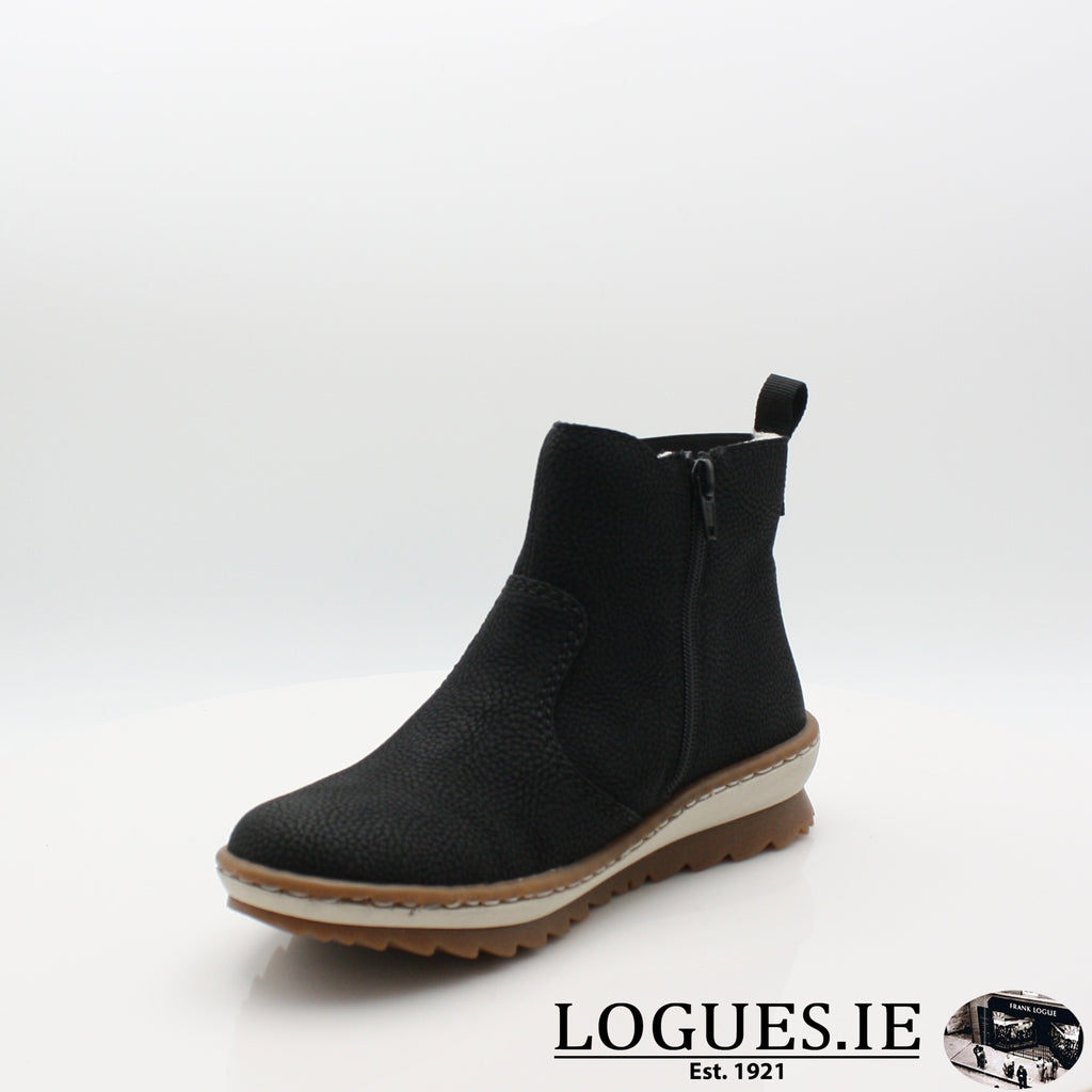Z8694 RIEKER 19, Ladies, RIEKIER SHOES, Logues Shoes - Logues Shoes.ie Since 1921, Galway City, Ireland.