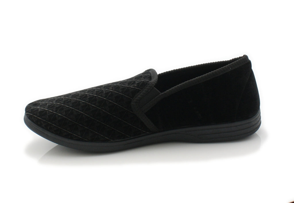 Ms 466a-Mens-DASCO/KIWI/cottonmount trading-Black-14-Logues Shoes