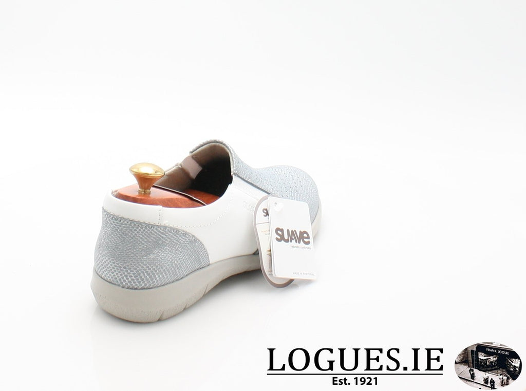 ASTRA SUAVE S/S18-Ladies-SUAVE SHOES CONOS LTD-AQUAMARINE/WHITE-43 = 9 UK-Logues Shoes