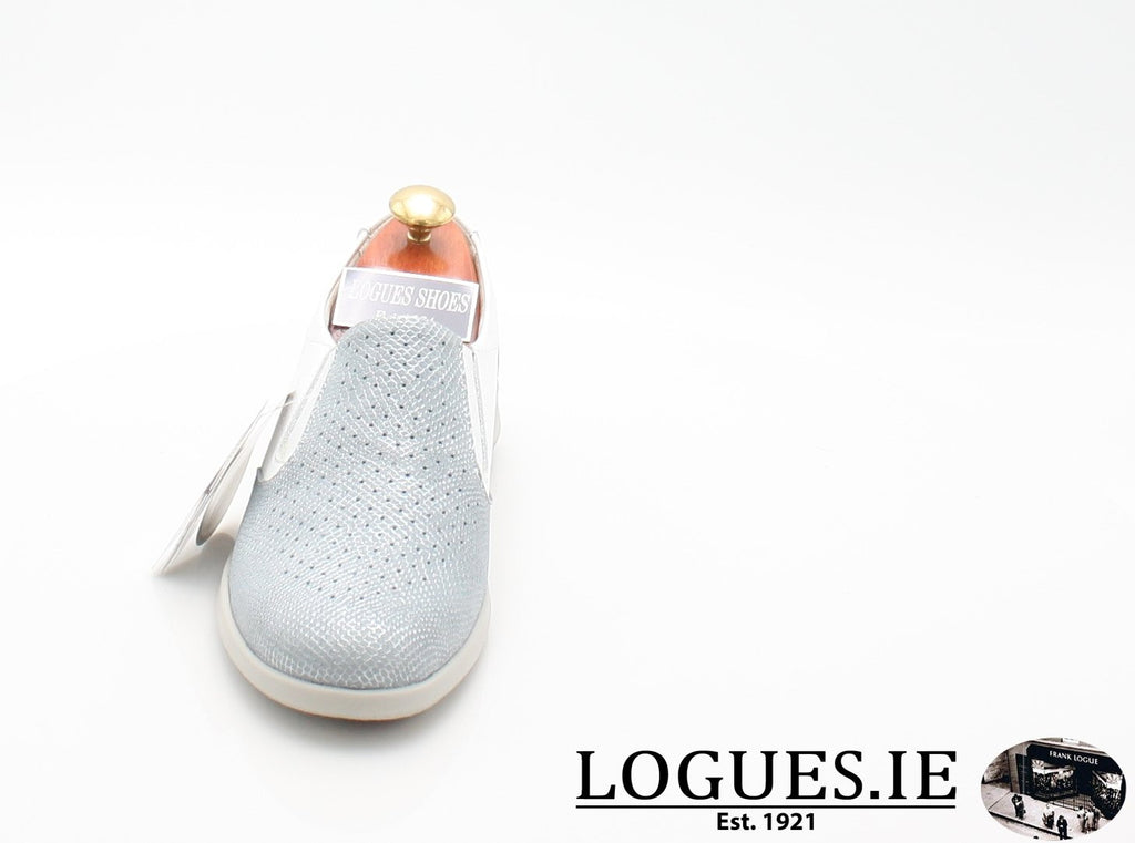 ASTRA SUAVE S/S18-Ladies-SUAVE SHOES CONOS LTD-AQUAMARINE/WHITE-39 = 6 UK-Logues Shoes
