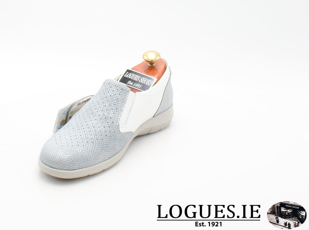 ASTRA SUAVE S/S18-Ladies-SUAVE SHOES CONOS LTD-AQUAMARINE/WHITE-40 = 6.5 UK-Logues Shoes