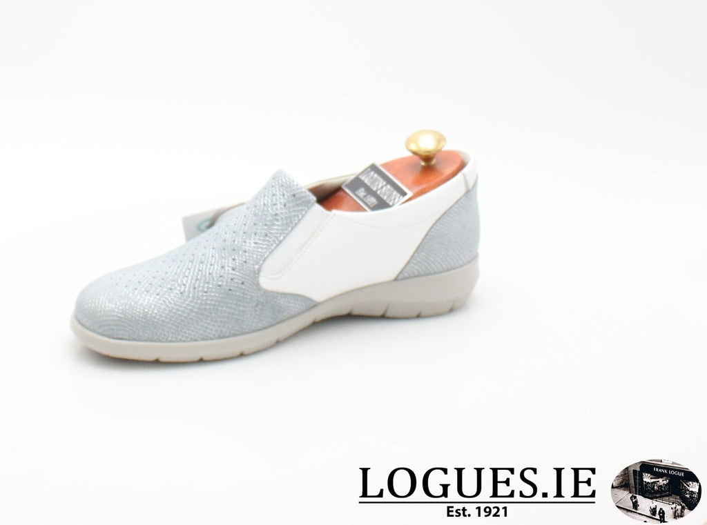 ASTRA SUAVE S/S18-Ladies-SUAVE SHOES CONOS LTD-AQUAMARINE/WHITE-41 = 7 UK-Logues Shoes
