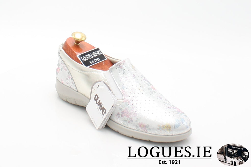ASTRA SUAVE S/S18-Ladies-SUAVE SHOES CONOS LTD-SPRING/GHOST-37 = 4 UK-Logues Shoes