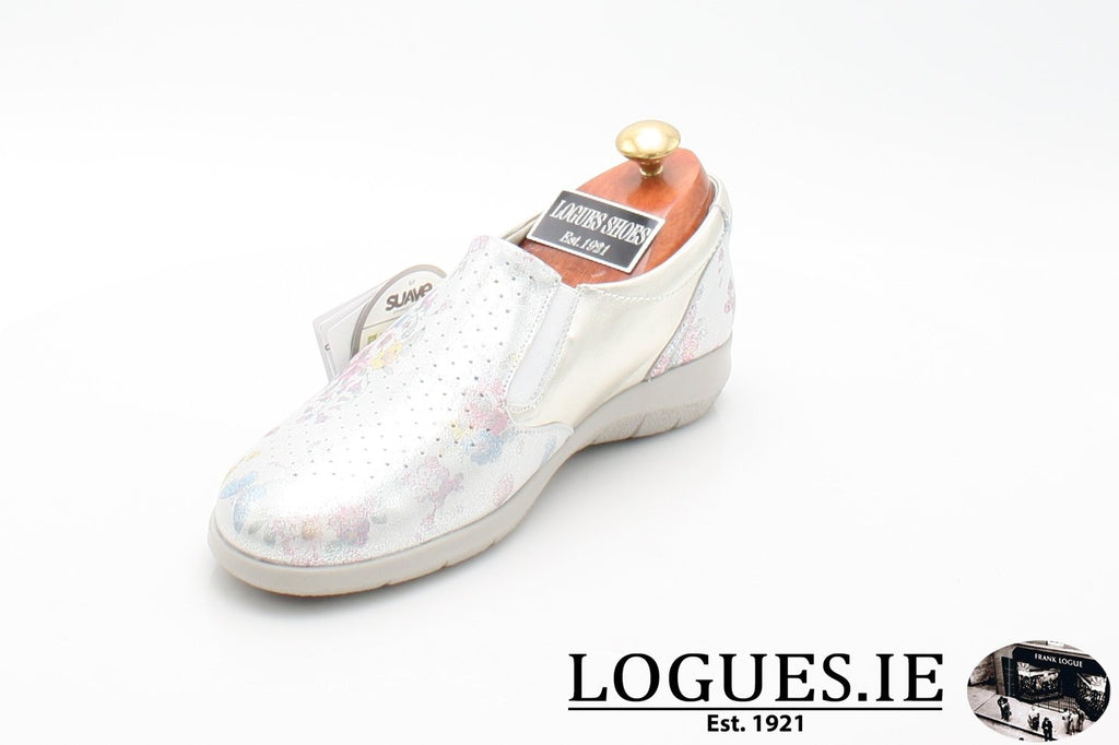 ASTRA SUAVE S/S18-Ladies-SUAVE SHOES CONOS LTD-SPRING/GHOST-40 = 6.5 UK-Logues Shoes