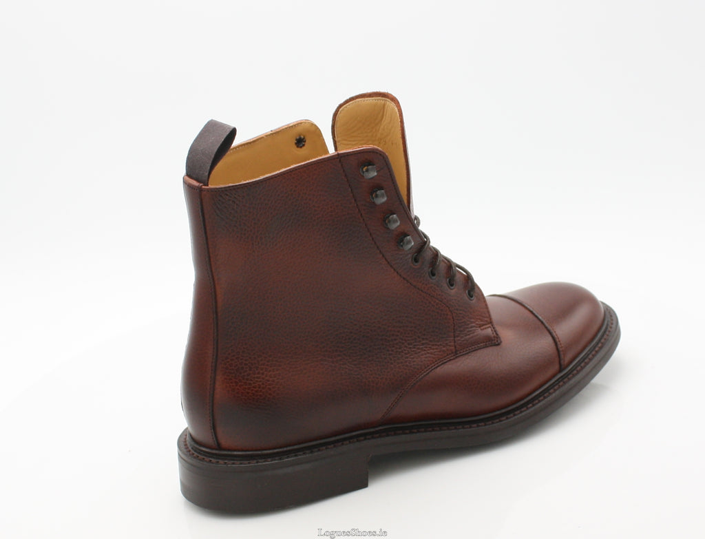 LAMBOURNE BARKER-Mens-BARKER SHOES-CHERRY-11-Logues Shoes