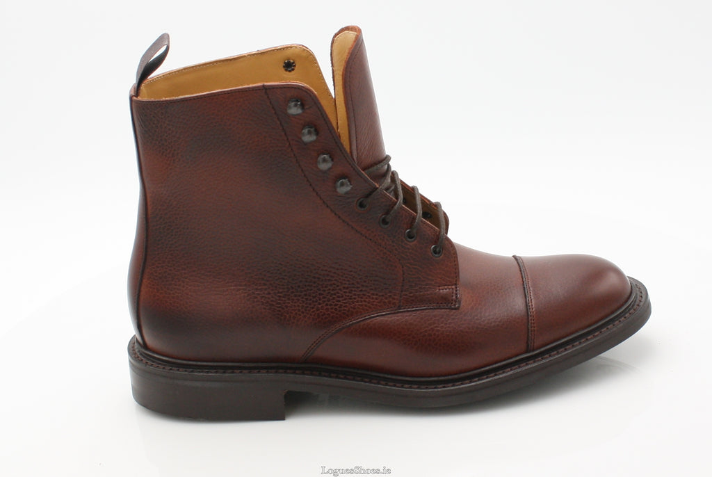 LAMBOURNE BARKER-Mens-BARKER SHOES-CHERRY-7-Logues Shoes