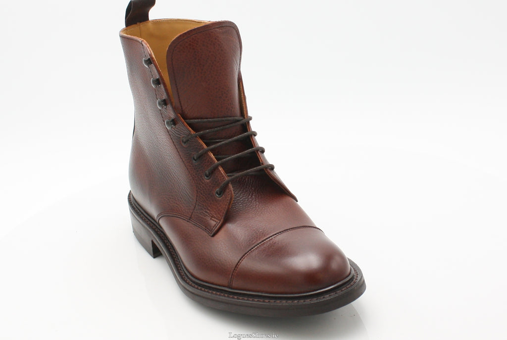 LAMBOURNE BARKER-Mens-BARKER SHOES-CHERRY-8-Logues Shoes