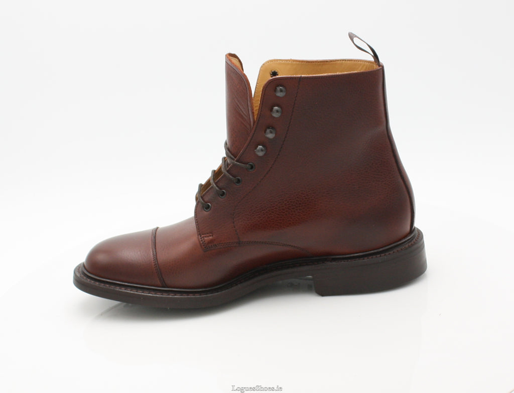 LAMBOURNE BARKER-Mens-BARKER SHOES-CHERRY-9.5-Logues Shoes