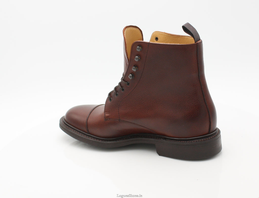 LAMBOURNE BARKER-Mens-BARKER SHOES-CHERRY-10-Logues Shoes