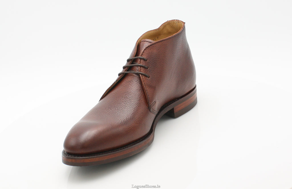 ORKNEY BARKER-Mens-BARKER SHOES-CHERRY-9-Logues Shoes