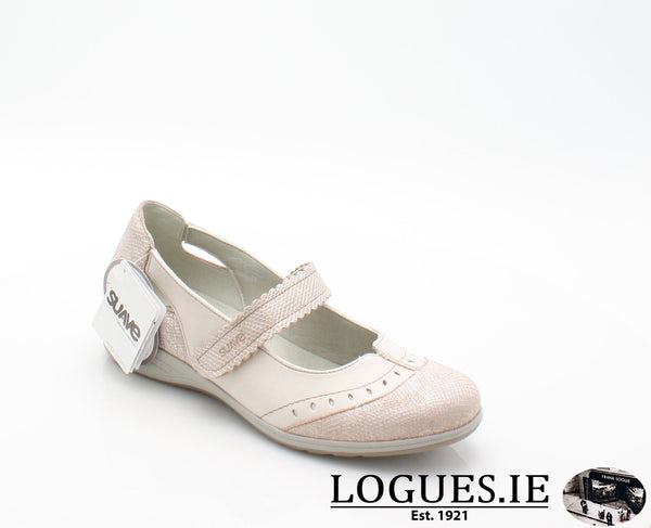 CAROL SUAVE S/S 18LadiesLogues ShoesPorche/Water / 37