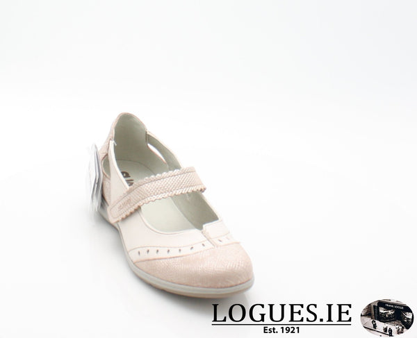 CAROL SUAVE S/S 18LadiesLogues ShoesPorche/Water / 39