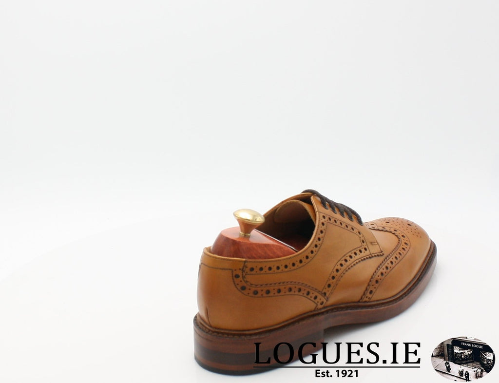 Chester 2 Loake-Mens-LOAKE SHOES-Tan-10-F-Logues Shoes