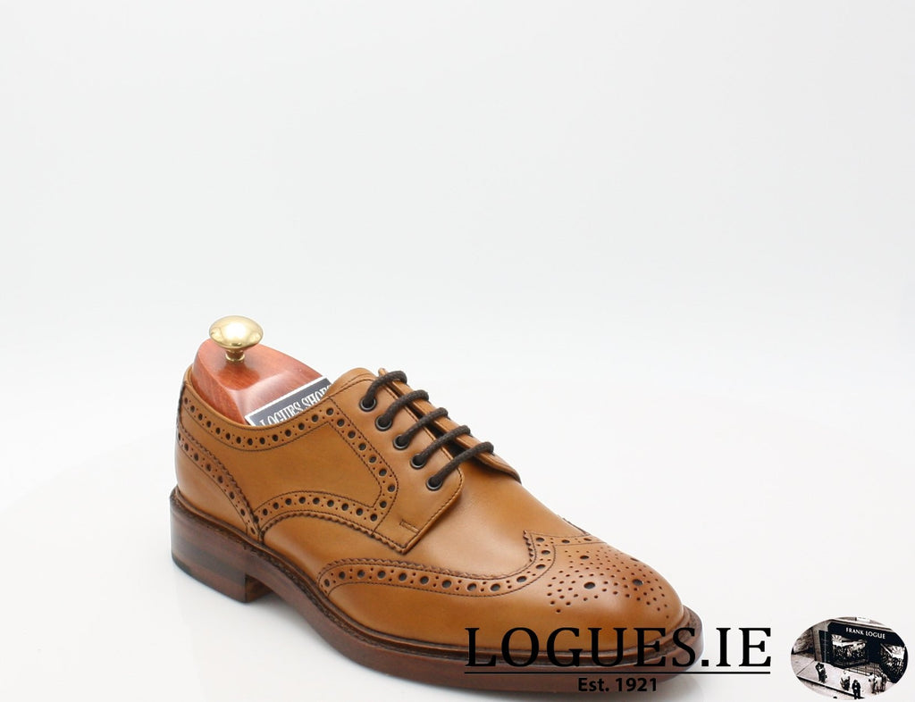 Chester 2 Loake-Mens-LOAKE SHOES-Tan-5-F-Logues Shoes
