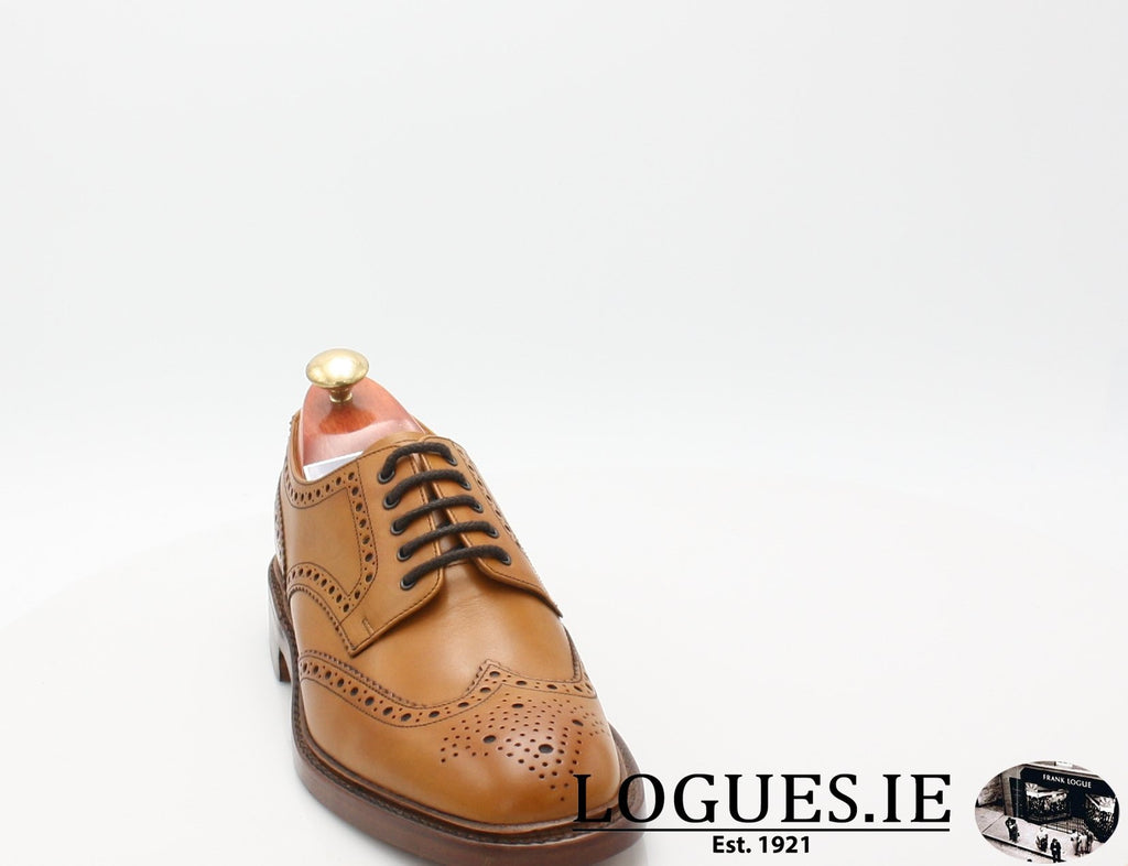 Chester 2 Loake-Mens-LOAKE SHOES-Tan-6-F-Logues Shoes