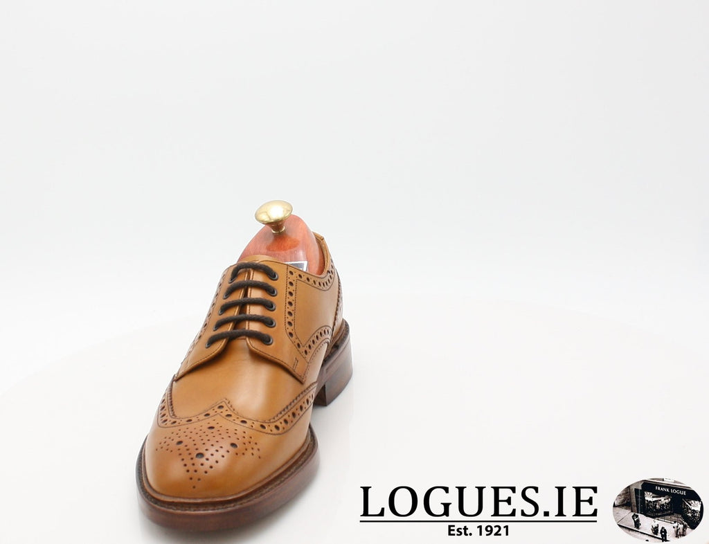Chester 2 Loake-Mens-LOAKE SHOES-Tan-6½-F-Logues Shoes