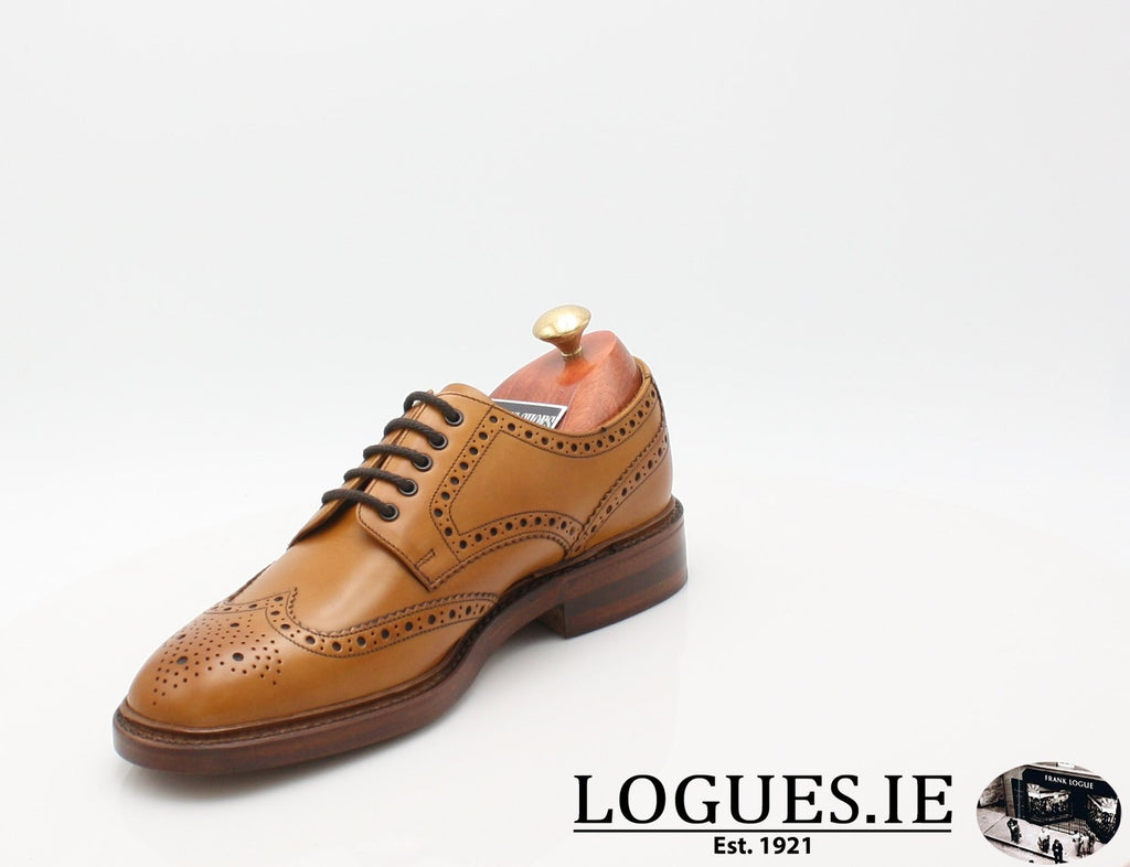 Chester 2 Loake-Mens-LOAKE SHOES-Tan-7-F-Logues Shoes