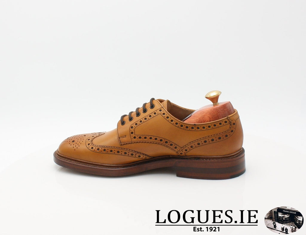 Chester 2 Loake-Mens-LOAKE SHOES-Tan-8-F-Logues Shoes