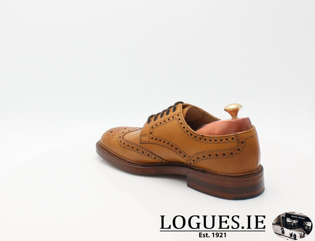 Chester 2 Loake-Mens-LOAKE SHOES-Tan-8½-F-Logues Shoes
