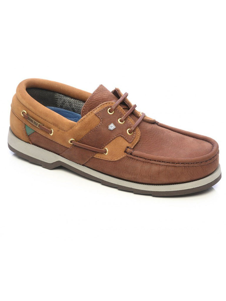 DUB CLIPPER 360303-Mens-Dubarry-02 DKY BRN/BRN-6½-F-Logues Shoes