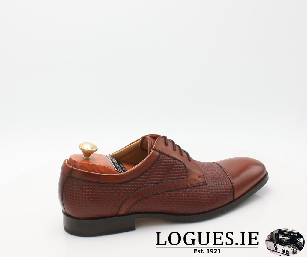DEENE BARKER-Mens-BARKER SHOES-ROSEWOOD-10.5-Logues Shoes
