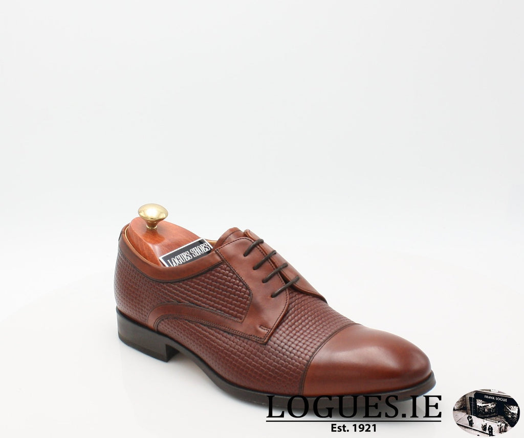 DEENE BARKER-Mens-BARKER SHOES-ROSEWOOD-6.5-Logues Shoes
