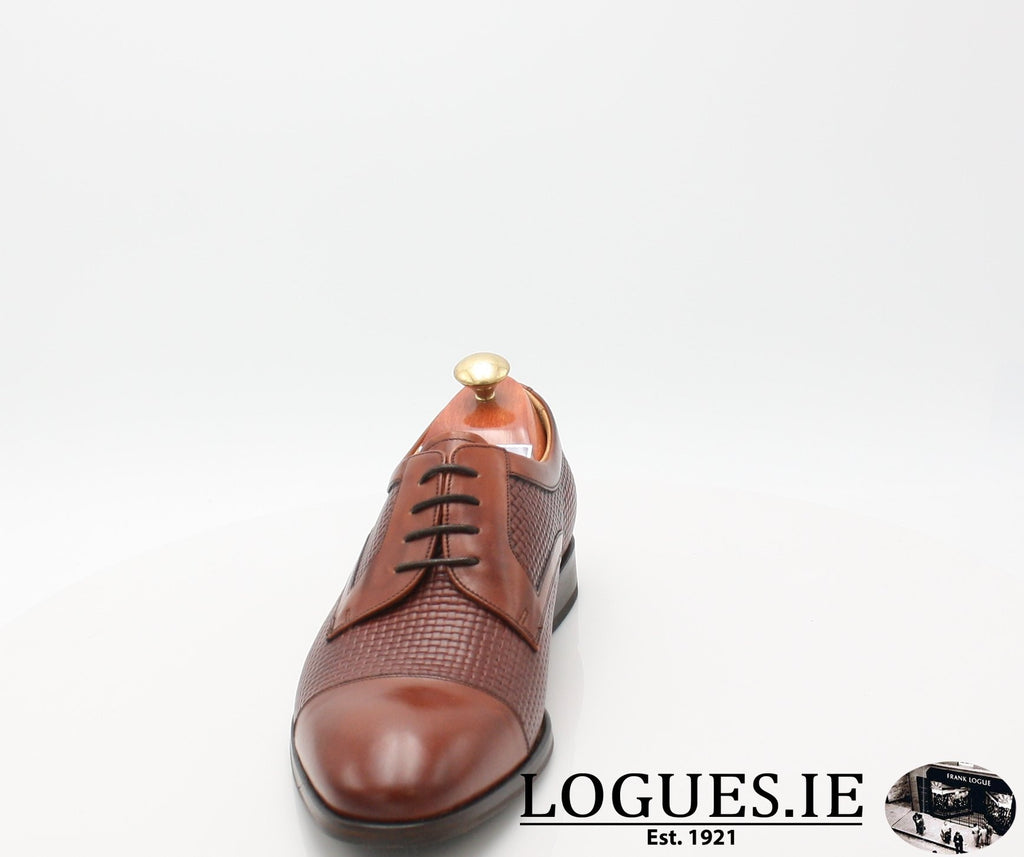 DEENE BARKER-Mens-BARKER SHOES-ROSEWOOD-7.5-Logues Shoes