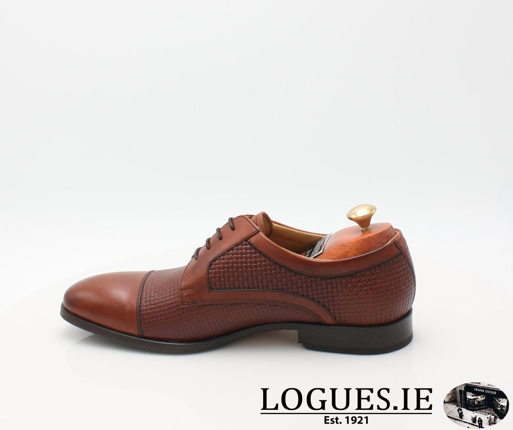 DEENE BARKER-Mens-BARKER SHOES-ROSEWOOD-8.5-Logues Shoes