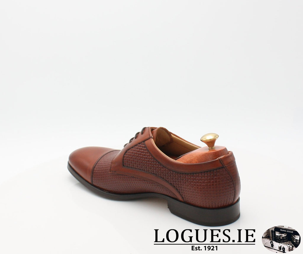DEENE BARKER-Mens-BARKER SHOES-ROSEWOOD-9-Logues Shoes