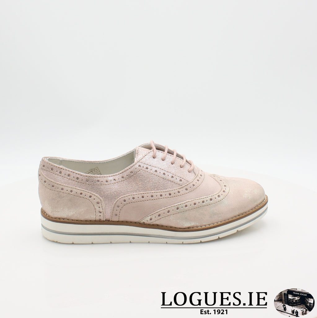 HATTIE 1545 DUBARRYLadiesLogues Shoes25 Pink / 37