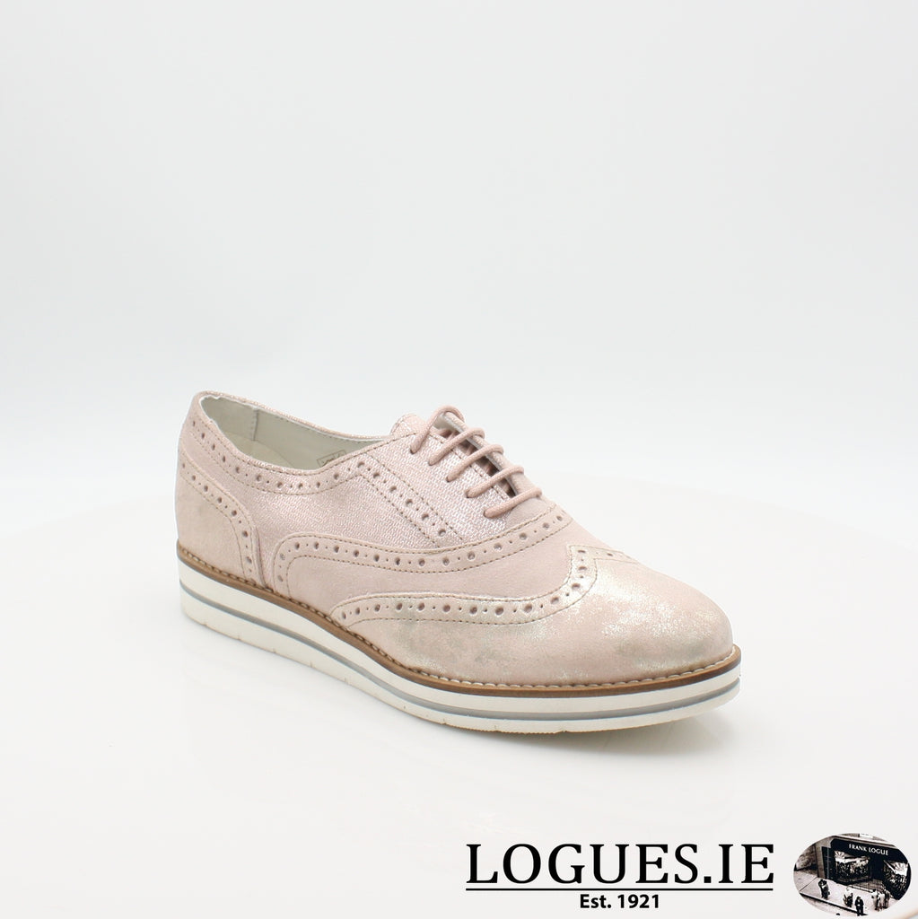 HATTIE 1545 DUBARRYLadiesLogues Shoes25 Pink / 38