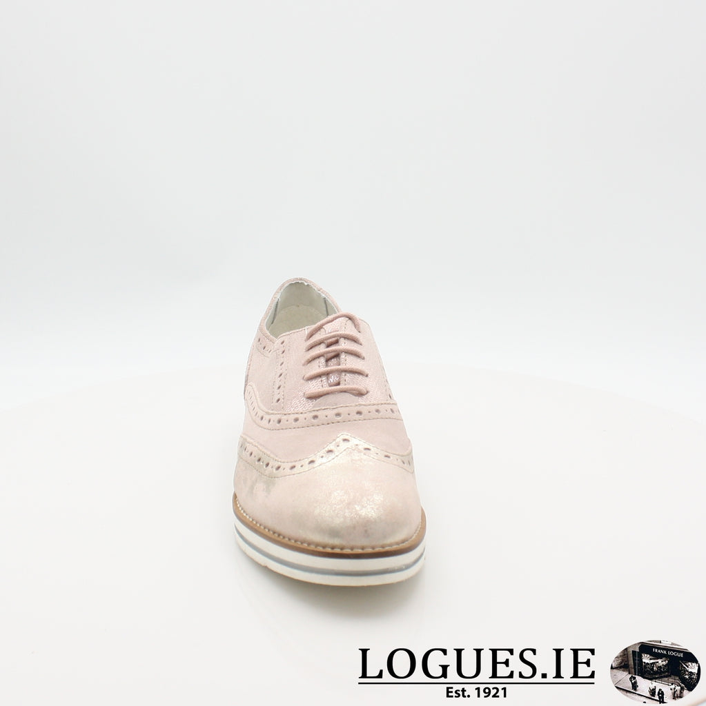 HATTIE 1545 DUBARRYLadiesLogues Shoes25 Pink / 39