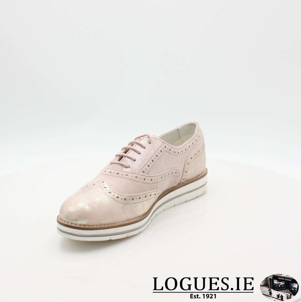 HATTIE 1545 DUBARRYLadiesLogues Shoes25 Pink / 40