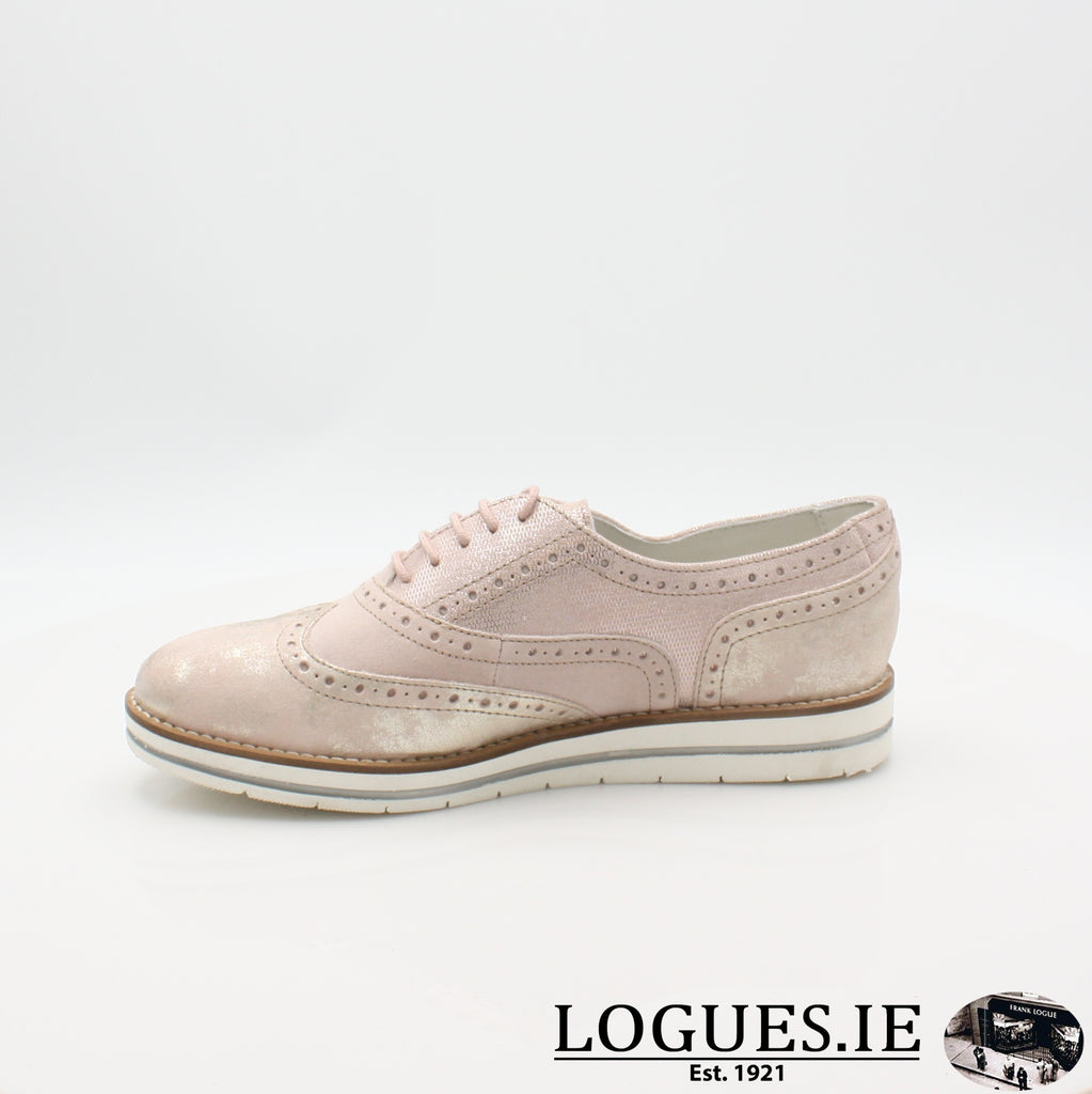 HATTIE 1545 DUBARRYLadiesLogues Shoes25 Pink / 41