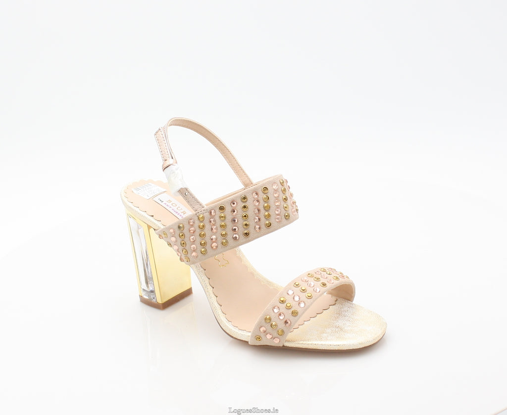 JUST WRIGHT AMY HUBERMAN SS18LadiesLogues ShoesROSE BLING / 37 = 4 UK