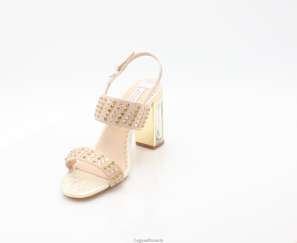 JUST WRIGHT AMY HUBERMAN SS18LadiesLogues ShoesROSE BLING / 40 = 6.5 UK
