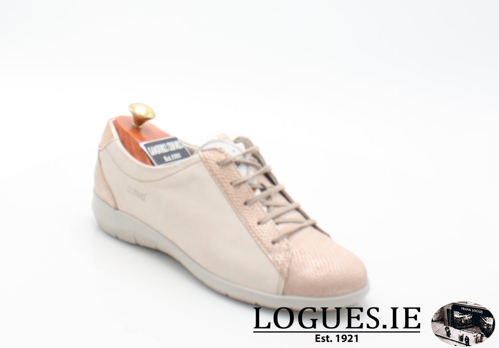 LIZZIE  SUAVE S/S 18LadiesLogues ShoesPORCHE/NATURAL / 37 = 4 UK