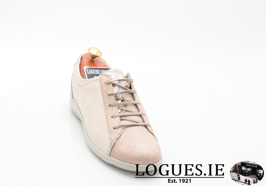 LIZZIE  SUAVE S/S 18LadiesLogues ShoesPORCHE/NATURAL / 38 = 5UK