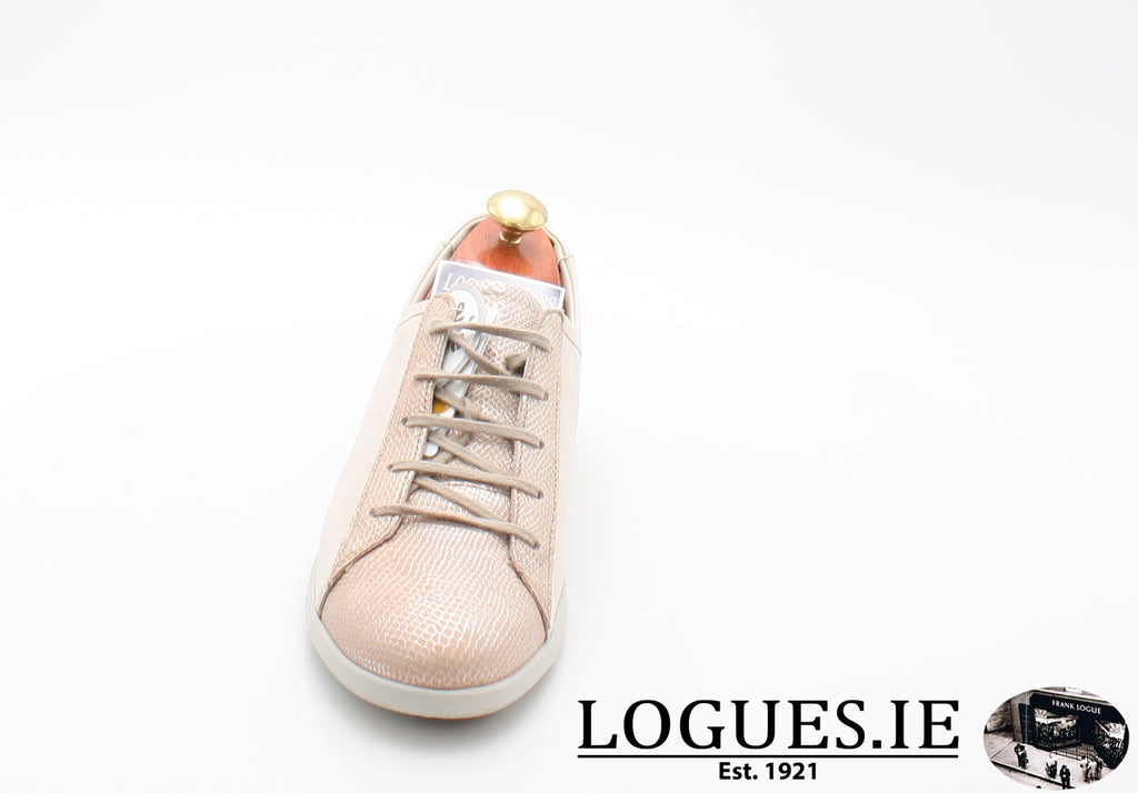 LIZZIE  SUAVE S/S 18LadiesLogues ShoesPORCHE/NATURAL / 39 = 6 UK