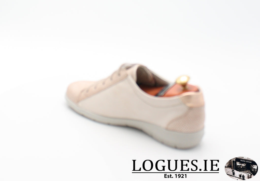 LIZZIE  SUAVE S/S 18LadiesLogues ShoesPORCHE/NATURAL / 41 = 7 UK