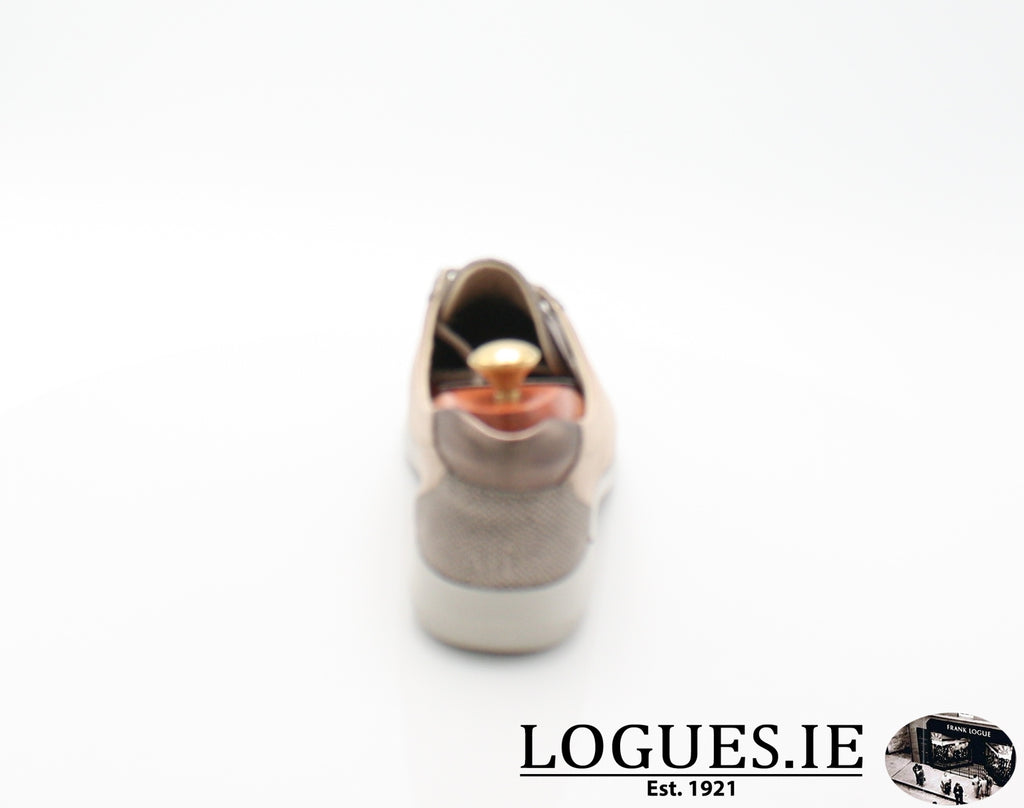 LIZZIE SUAVE S/S 18-Ladies-SUAVE SHOES CONOS LTD-SEPIA/SANDY-42 = 8 UK-Logues Shoes