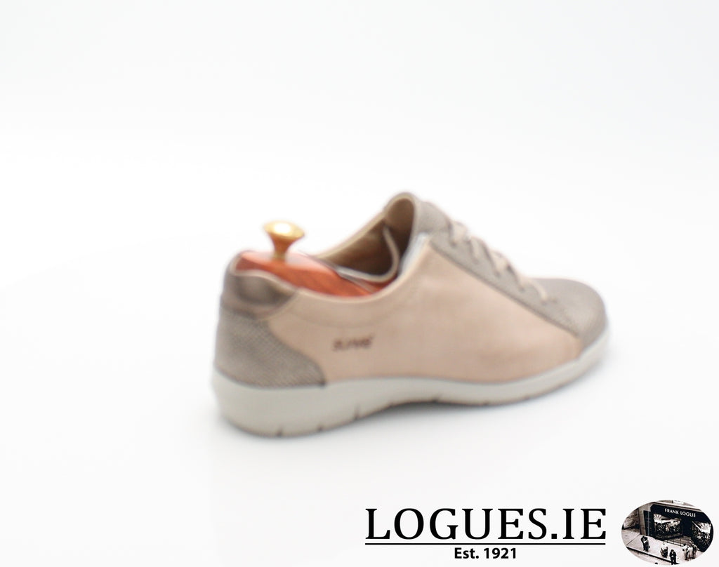 LIZZIE SUAVE S/S 18-Ladies-SUAVE SHOES CONOS LTD-SEPIA/SANDY-43 = 9 UK-Logues Shoes