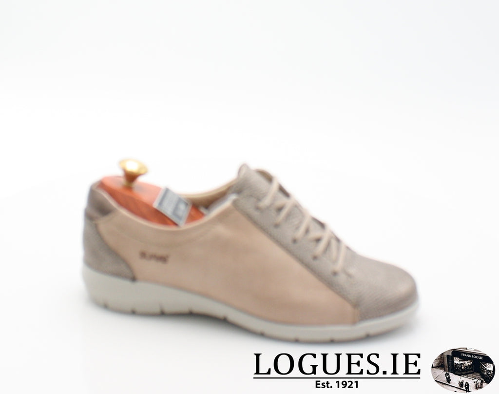 LIZZIE SUAVE S/S 18-Ladies-SUAVE SHOES CONOS LTD-SEPIA/SANDY-36 = 3 UK-Logues Shoes