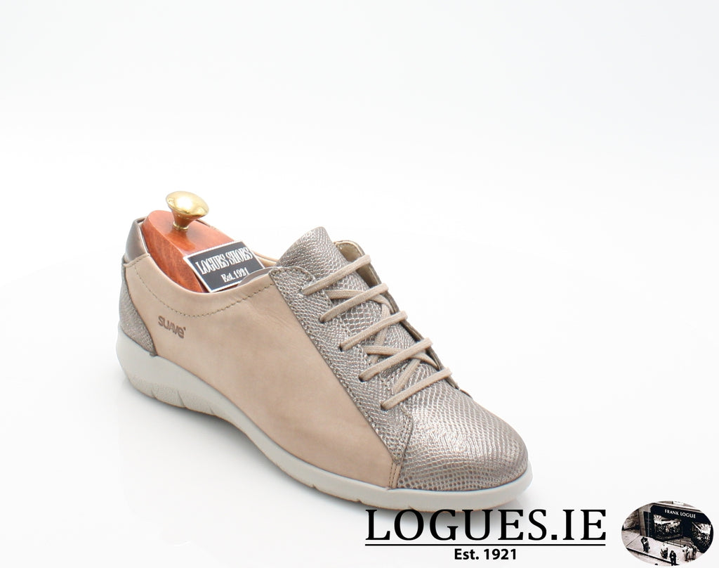 LIZZIE SUAVE S/S 18-Ladies-SUAVE SHOES CONOS LTD-SEPIA/SANDY-37 = 4 UK-Logues Shoes