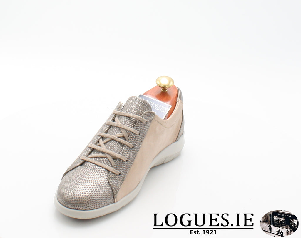 LIZZIE SUAVE S/S 18-Ladies-SUAVE SHOES CONOS LTD-SEPIA/SANDY-40 = 6.5 UK-Logues Shoes