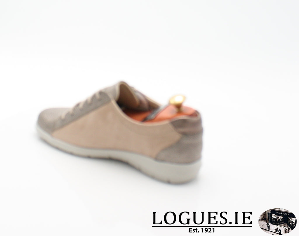 LIZZIE SUAVE S/S 18-Ladies-SUAVE SHOES CONOS LTD-SEPIA/SANDY-41 = 7 UK-Logues Shoes