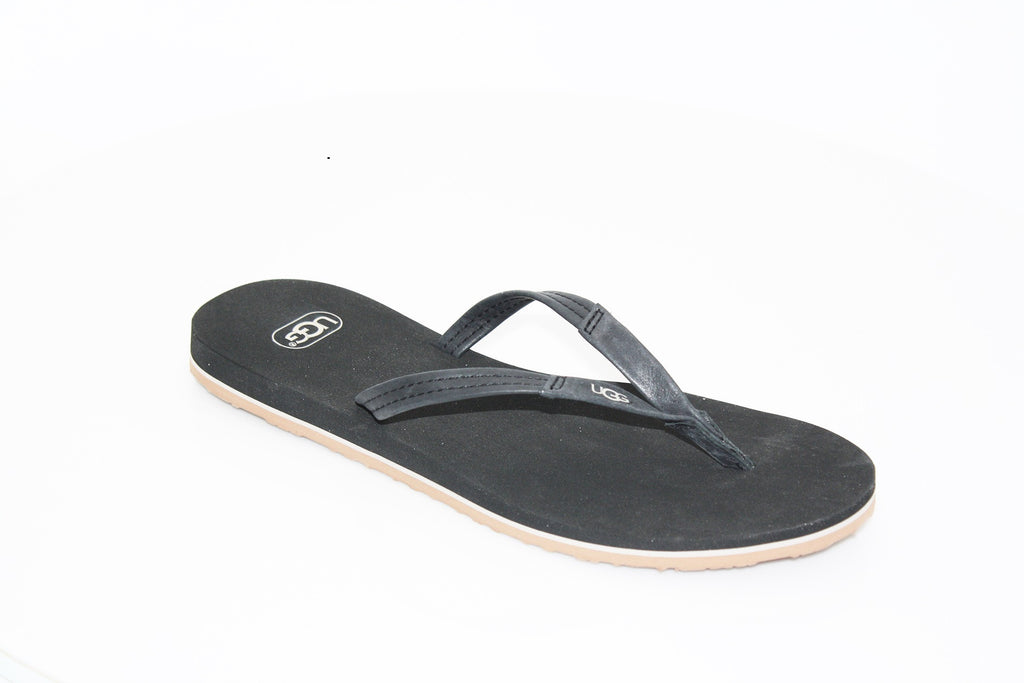 b7465dbca3b MAGNOLIA-Black | Shop UGGs Flip Flops | Logues Shoes Since 1921