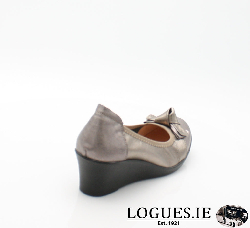 SERENA INEA S/S 18-Ladies-INEA SHOES-PLATINS-41 = 7 UK-Logues Shoes