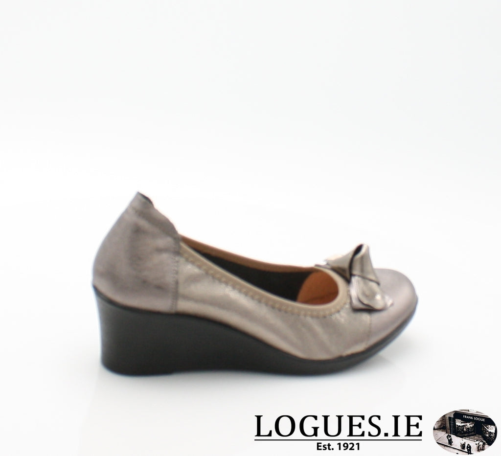 SERENA INEA S/S 18-Ladies-INEA SHOES-PLATINS-42 = 8 UK-Logues Shoes
